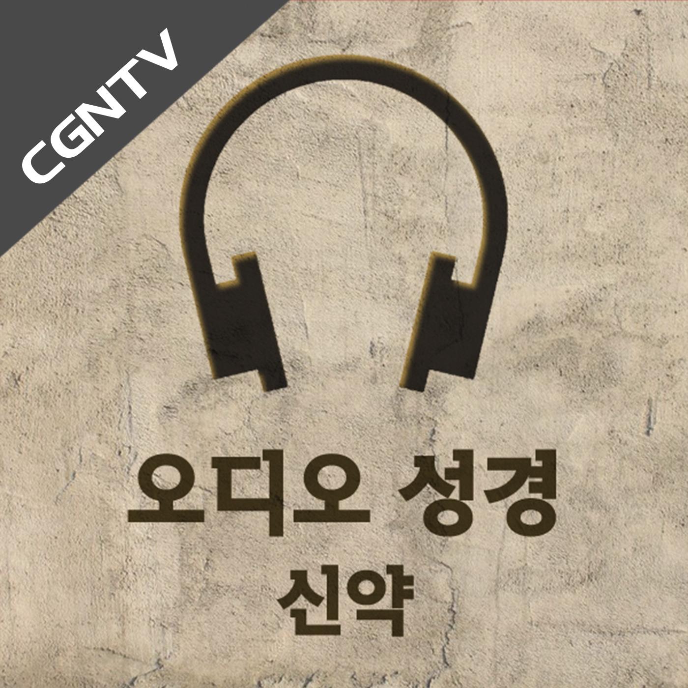 오디오 성경 - 신약 [CGNTV]